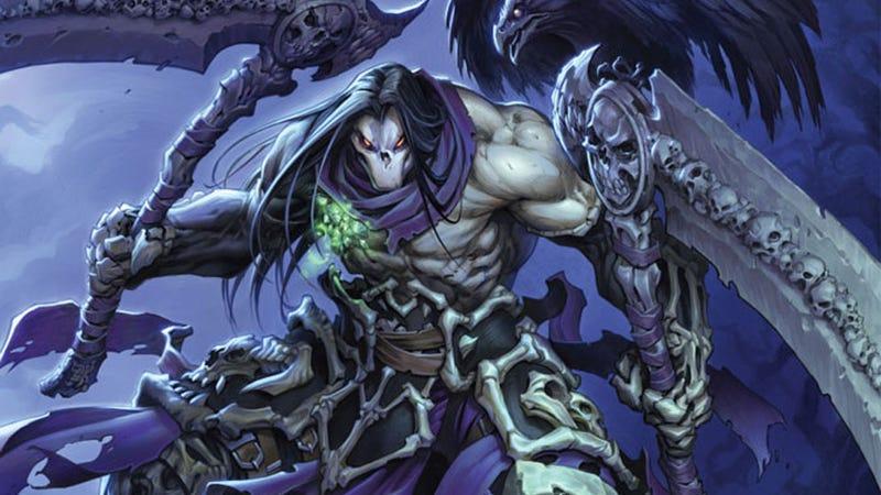 Death Trumps War as the Hero of Darksiders II