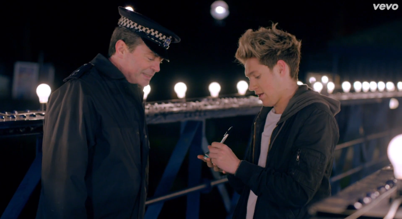 A Close Reading of One Direction's New Music Video