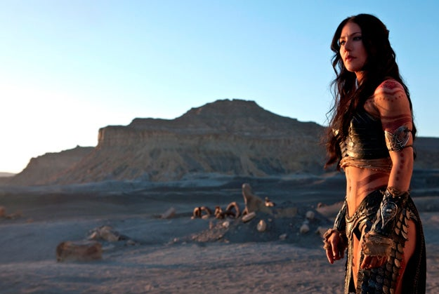 John Carter will dazzle you with the best (and worst) of retro futurism