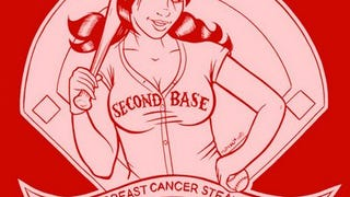 This Breast Cancer Awareness Shirt is a Little Bit Clever, Mostly Just Sexist & Offensive