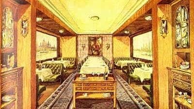 Hitler's giga-railway from Paris to the Caspian Sea