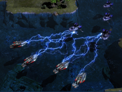 Red Alert 3 - PS3 Owners 'Will Be Very Pleased'