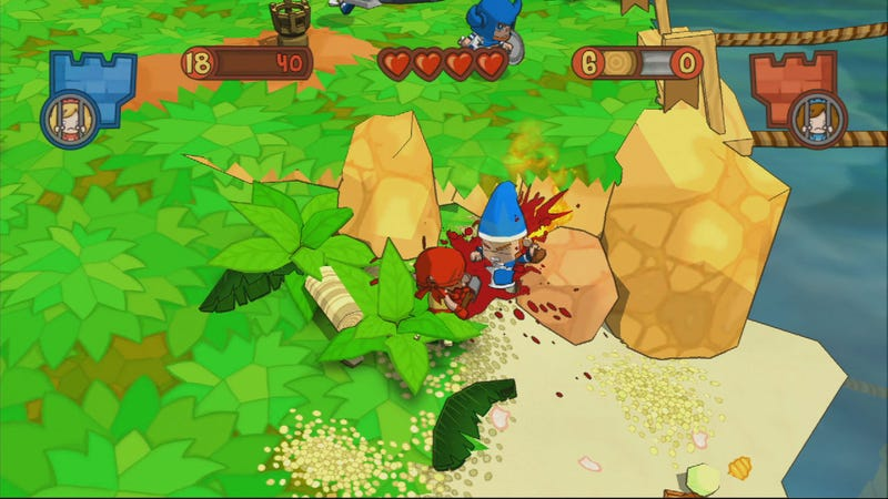New Fat Princess Screens Direct From Candy Mountain