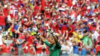 Fanboy Government Agents Illegally Spied On Costa Rican World Cup Hero
