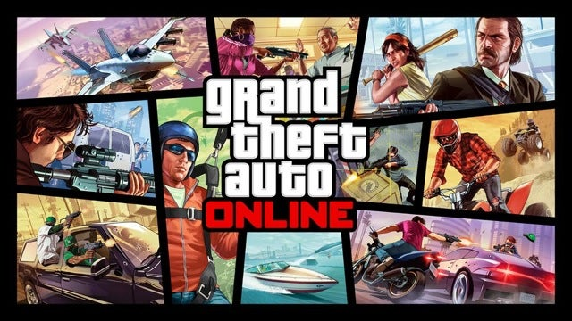 GTA Online Is Now Live on Xbox Live and PSN [UPDATE: Server woes]