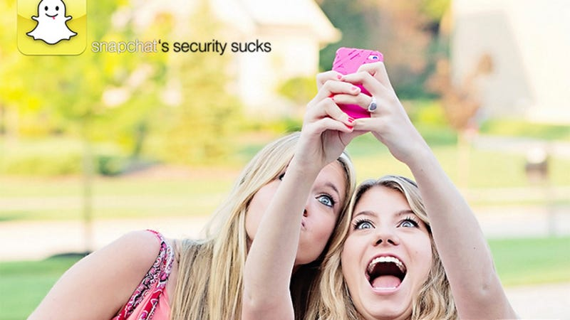4.6 Million Snapchat User Names and Phone Numbers Leaked (Check Yours)