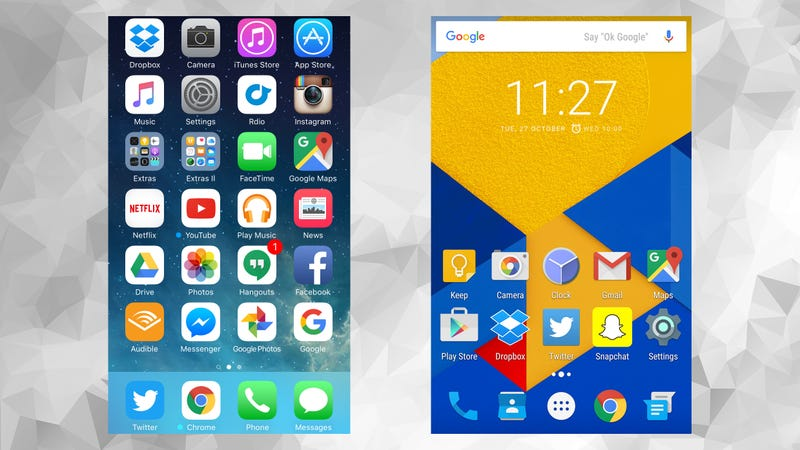 Android 6 Vs. iOS 9: The Showdown