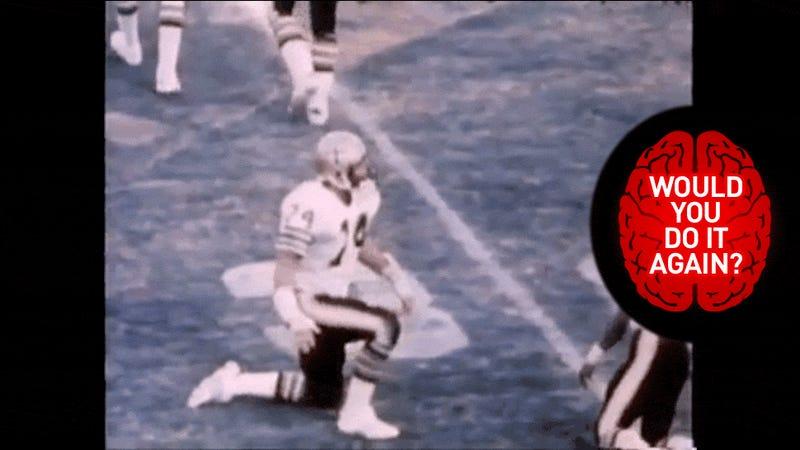 Would You Do It Again? We Ask Former NFLer Derland Moore