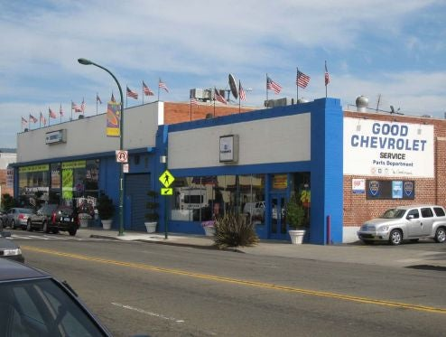 Chevy Dealer Dominoes Keep Falling: Alameda's Good Chevrolet Closes Without Warning
