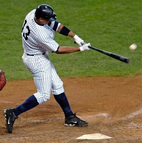 I Don't Care About Alex Rodriguez's 600th Home Run