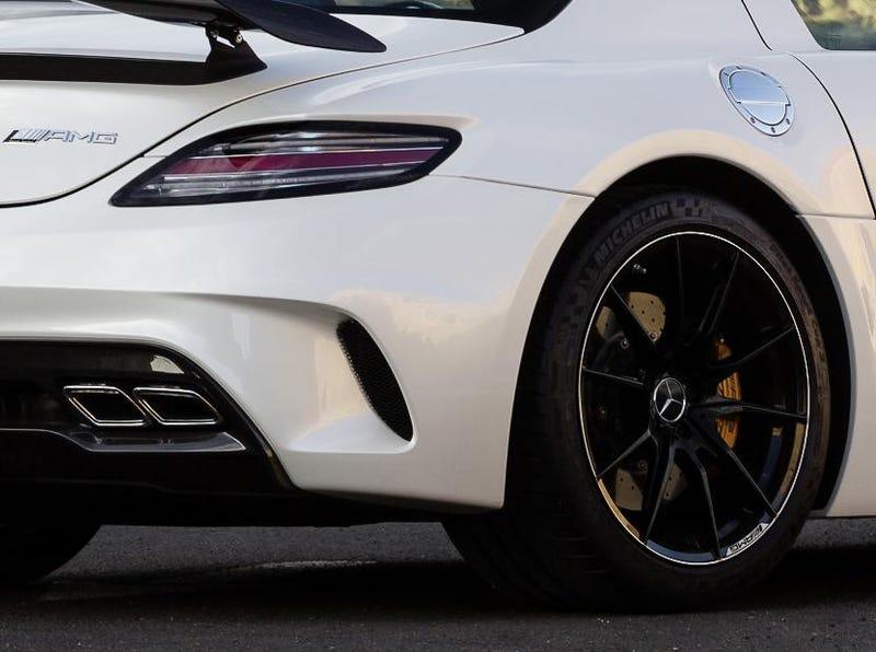 Michelin's New Tires Look Like Velvet