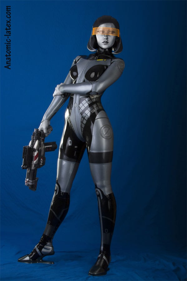 Mass Effect Cosplay, Done Right