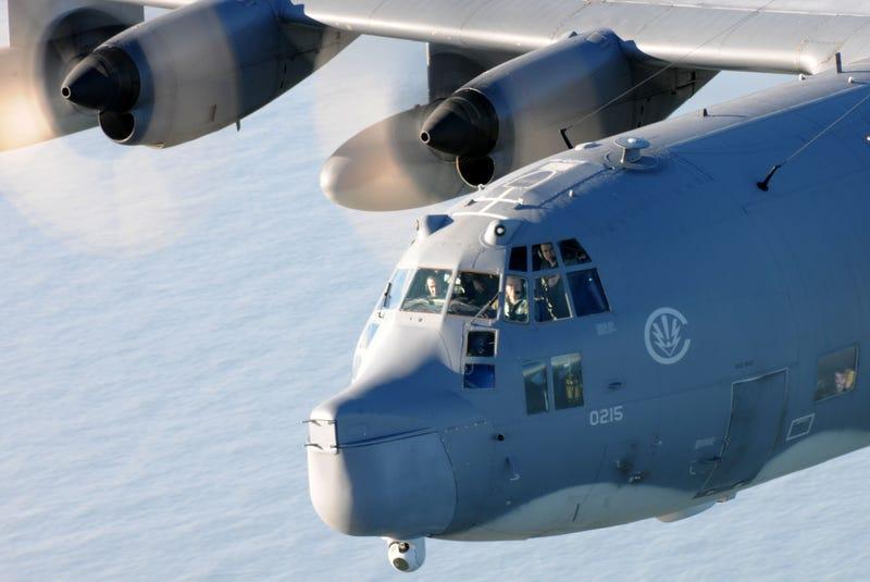 MC-130P Combat Shadow Takes Final Flight