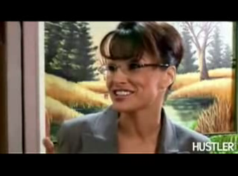 Important News! The First Minute of that Sarah Palin Porn!