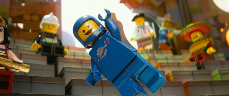 Lazy Sunday Review: The LEGO Movie (Spoiler Free)