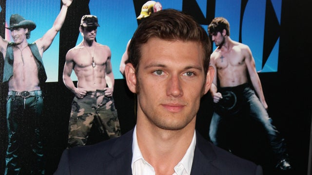 Alex Pettyfer Is Ready for the Magic Mike Musical — Are You?
