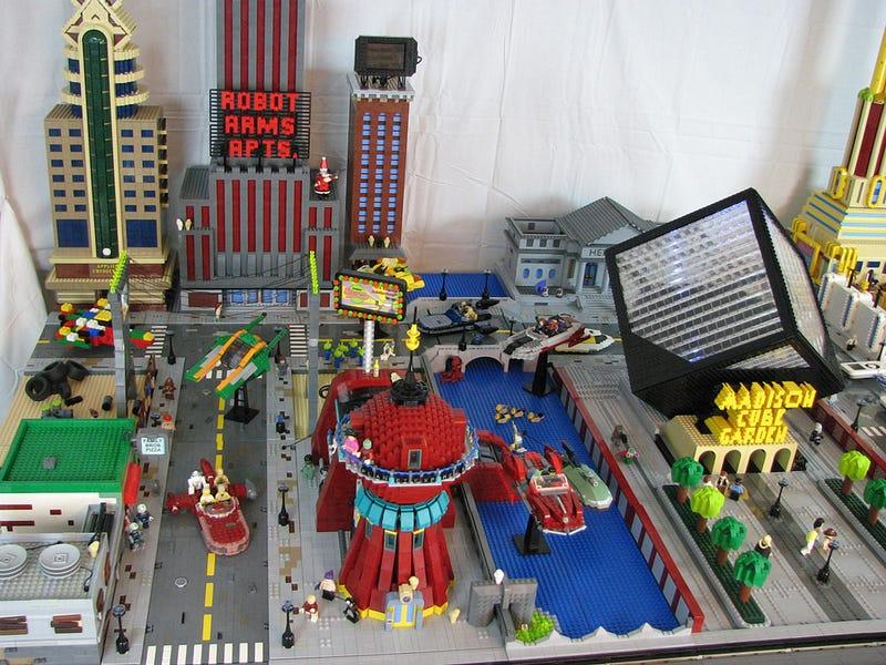 Lego New New York Gallery 1