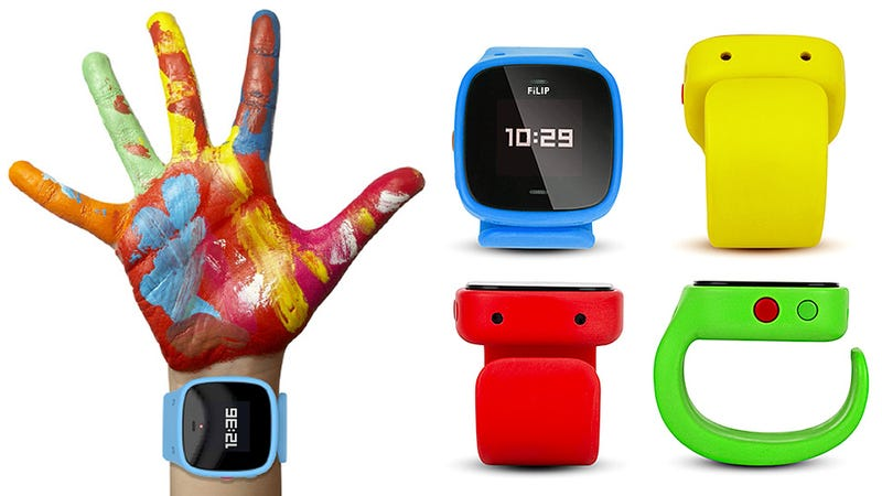 The First Smartwatch You Might Actually Want Is Designed For Kids