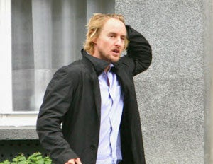 Owen Wilson: On 'Hillbilly Heroin'?
