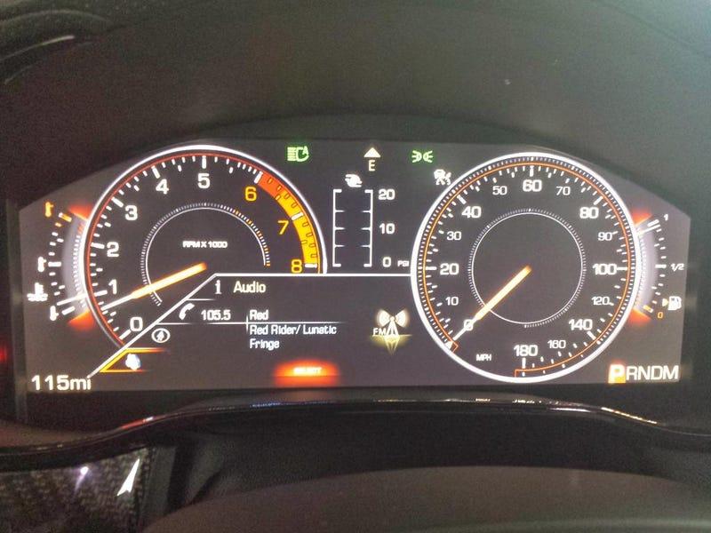 The death of analog gauges