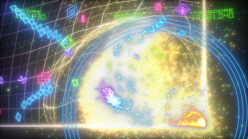 Geometry Wars 2 Coming Next Month, Pass The Time With These Screens