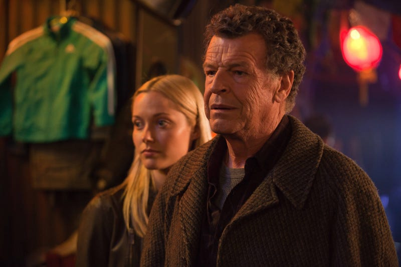 At last, Fringe shows us a world where Walter Bishop is a hero