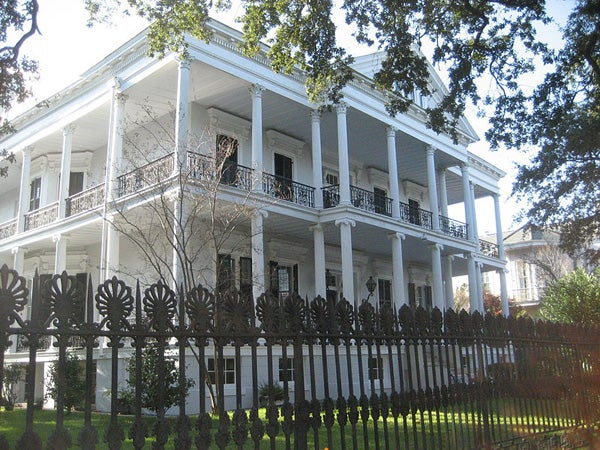 American Horror Story: Coven - New Orleans Shooting Locations