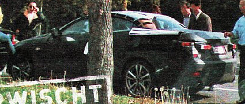 Lexus IS Convertible Spied Testing in Germany?