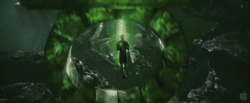 A closer look at Green Lantern's aliens, evil-doers and toys
