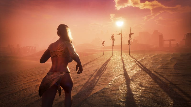 Conan Exiles launches for PC Early Access on