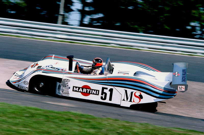 1980s Group 6 Lancia LC1