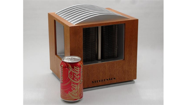 You'll Wish Your PC Was Half As Stylish As This Fanless Mahogany Beauty