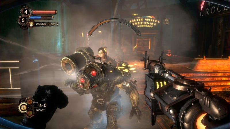 BioShock 2 Preview: Something Bad Is About To Happen
