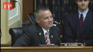 U.S. Rep Mistakes American Officials For Foreigners; Awkwardness Reigns