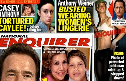National Enquirer Takes Credit for Weiner's Resignation