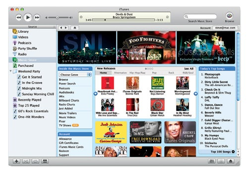 Universal Embraces Simple CDs To Compete With iTunes: Now Less For More!