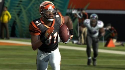Terrell Owens Bengals Screenshots