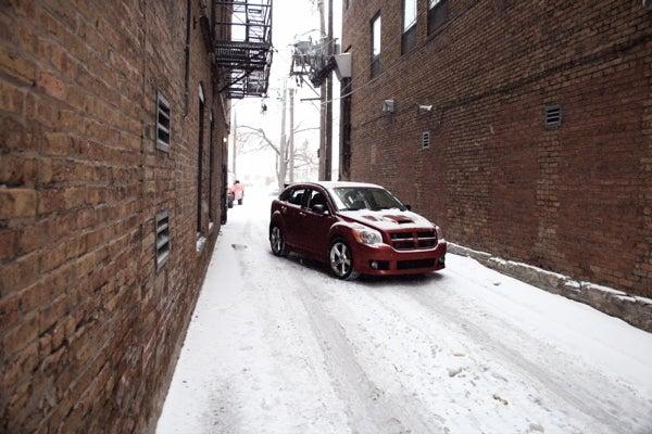 2008 Dodge Caliber SRT4, Part Three