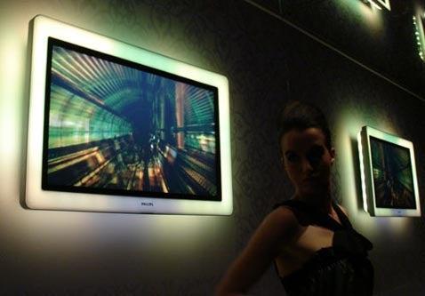 Philips Aurea, the Luxury Ambilight
