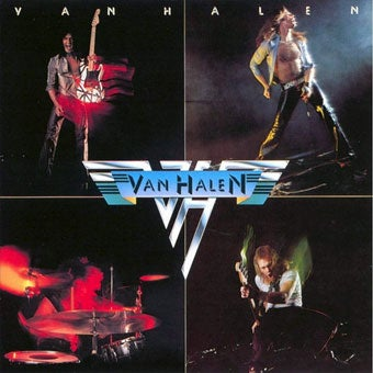 The Final, Hagar-Free Guitar Hero: Van Halen Song List