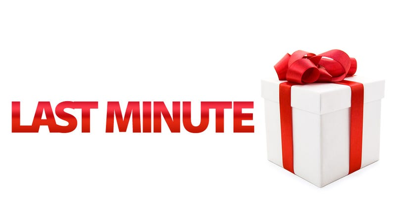 Gizmodo's Ultimate Gift Guide for Last Minute Shoppers