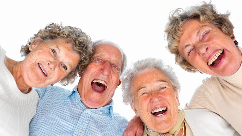 Your Happiness Will Peak at Age 85