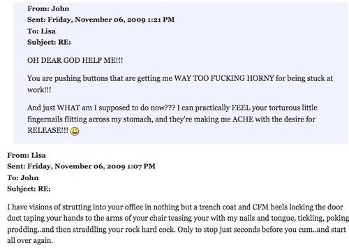Cornell Employees' Email Blunder from Hell