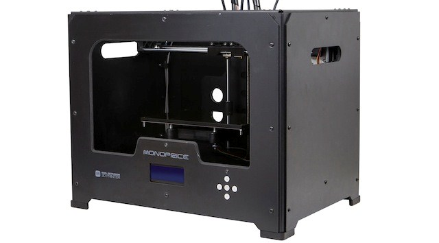 Monoprice Just Gave the 3D Printer a Crazy Price Cut