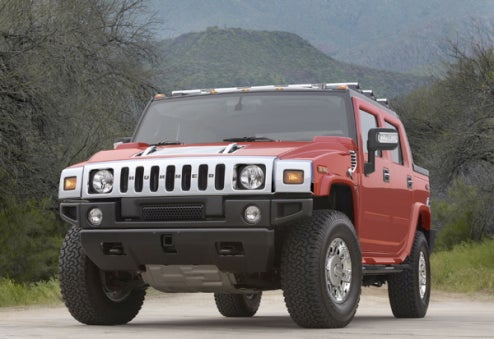Changfeng Gives Up On Getting Hummer From GM
