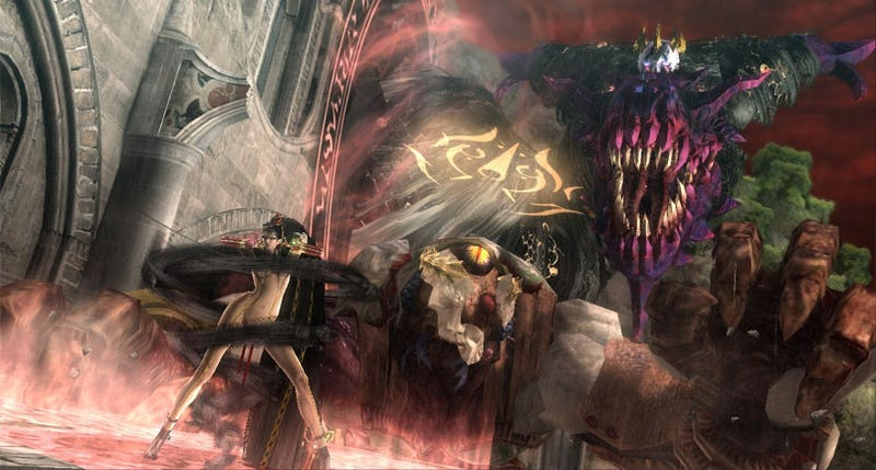 ESRB: Bayonetta Has Jiggling, Gyrating, And Torture Attacks