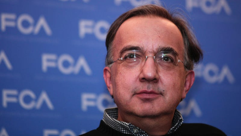 Fiat CEO Sergio Marchionne: You'll Probably End Up Paying For Recalls