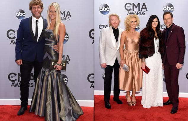 Big Hair and Glittery Everything at the 2014 CMA Awards