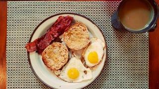 Shooting Challenge: Breakfast