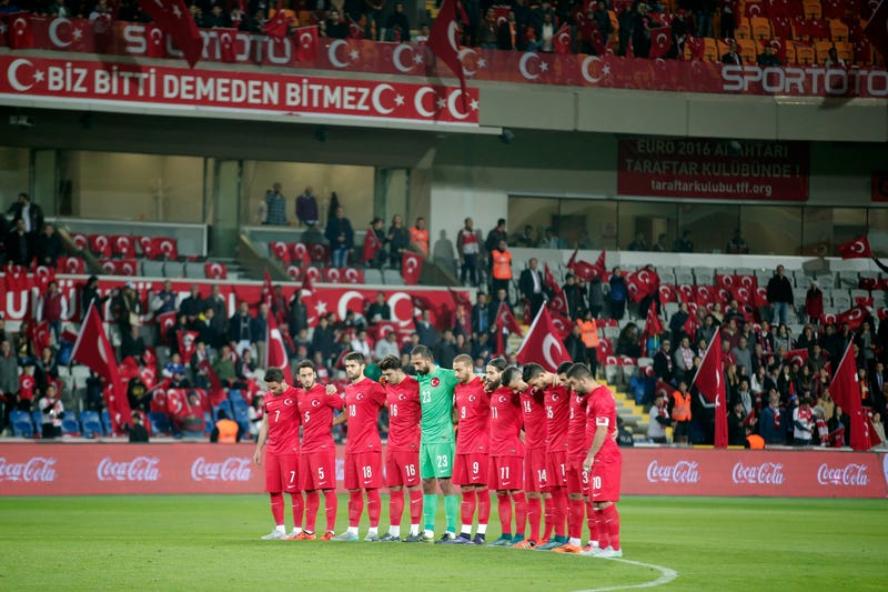 Why Did Turkish Soccer Fans Boo During A Moment Of Silence For The Paris Attacks?